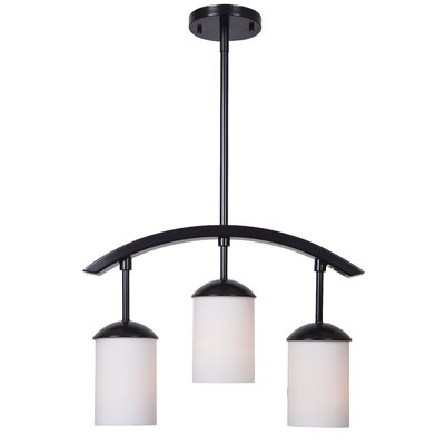 Keziah 3-Light Kitchen Island Pendant