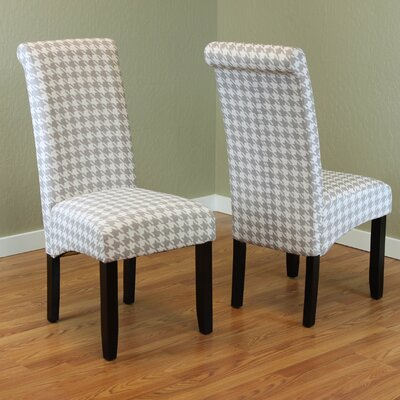 Dimmick Parsons Chair Upholstery: Harbor Gray