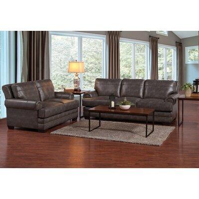 Serta Upholstery Domingues Sofa Upholstery: Softie Ash