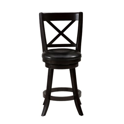 Kingsford 24 Swivel Bar Stool (Set of 2)