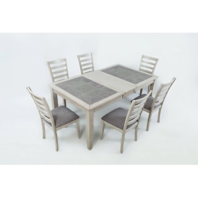 Leigh 7 Piece Dining Set