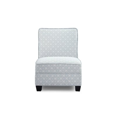 Leonhardt Slipper Chair Upholstery: Robbins Egg