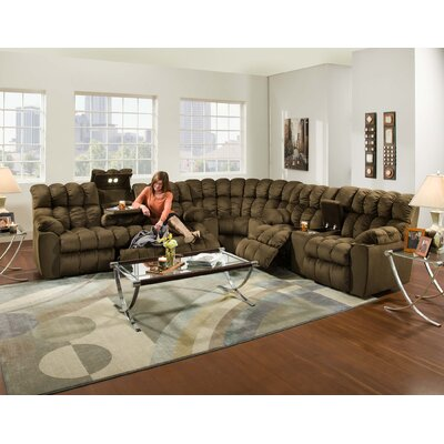 Harrold Reclining Sectional