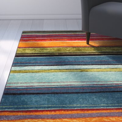 Bartlett Las Cazuela Multi-color Area Rug Rug Size: 5 x 8