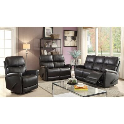 RDBS7211 32883812 Red Barrel Studio Charcoal Gray Living Room Sets