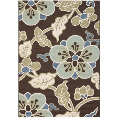 New Haven Outdoor Rug Rug Size: 53 x 77