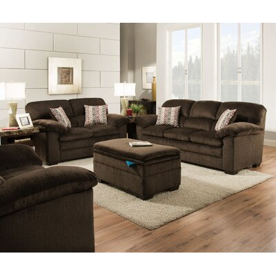 Sutton Configurable Living Room Set