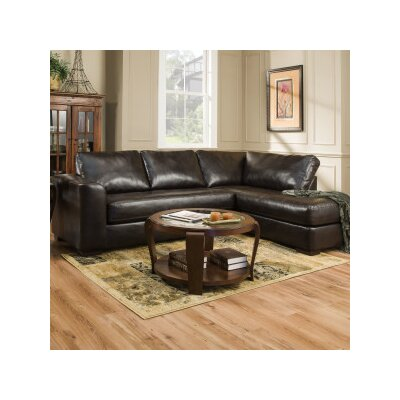 Roger Sectional with Ottoman