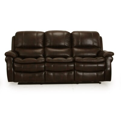 Stapleford Dual Power Reclining Sofa Upholstery: Nutmeg