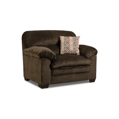 Simmons Upholstery Sutton Armchair