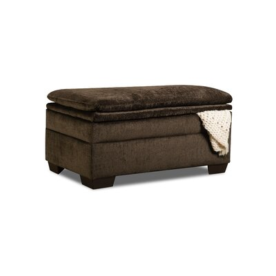 Simmons Upholstery Sutton Storage Ottoman