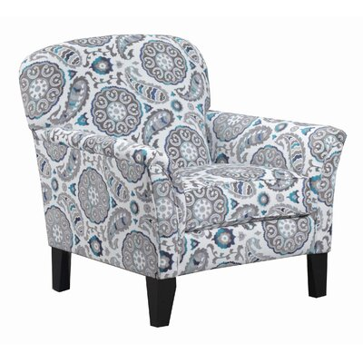 Simmons Upholstery Seminole Pacific Armchair