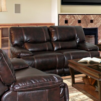 Sutherland Dual Power Reclining Loveseat