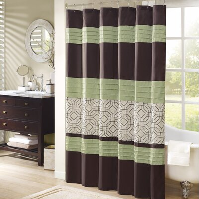 Taunton Embroidered Shower Curtain