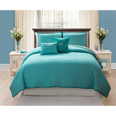 Tewksbury Quilt Set Size: Twin