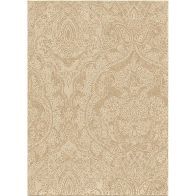 Maywood Beige Indoor/Outdoor Area Rug Rug Size: 710 x 1010