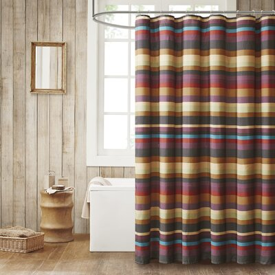 Mooresville Printed Shower Curtain