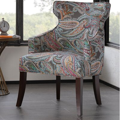 Marlborough Notch Wingback Chair