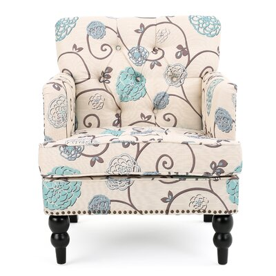 Souders Tufted Armchair