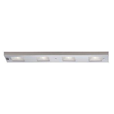 Millstream 23.75 Xenon Under Cabinet Bar Light Finish: White