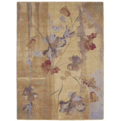 Smithtown Beige Area Rug Rug Size: Rectangle 96 x 13