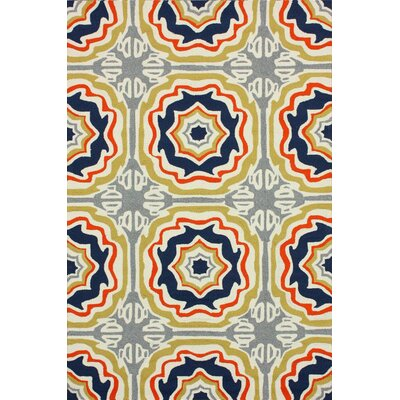Truman Handmade Area Rug Rug Size: Rectangle 5 x 8