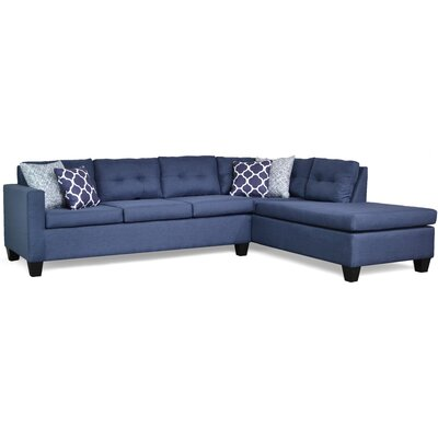 Red Barrel Studio RDBS7145 Mackay Sectional Upholstery
