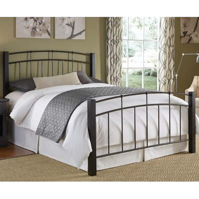 Sullivan Panel Bed Size: King