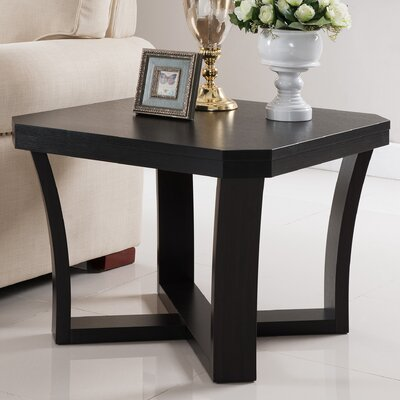 Valerie X-Base End Table