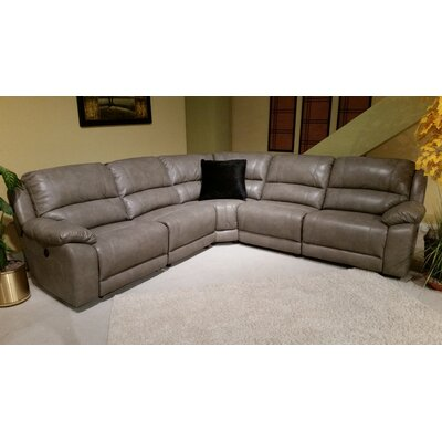 Floraville Reclining Sectional