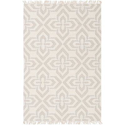 Roselawn Taupe Area Rug Rug Size: 2 x 3