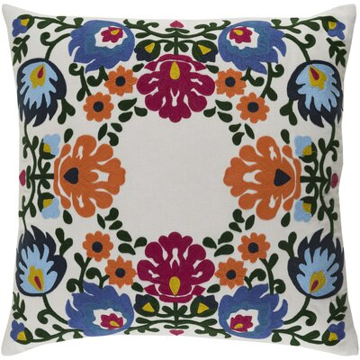 Reynal Throw Pillow Size: 20 H x 20 W x 4 D