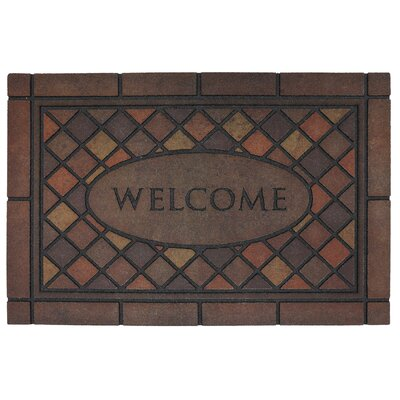 Rumford Mosaic Spice Doormat