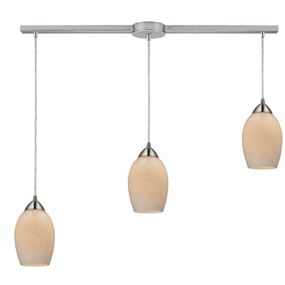 Schofield 3-Light Kitchen Island Pendant