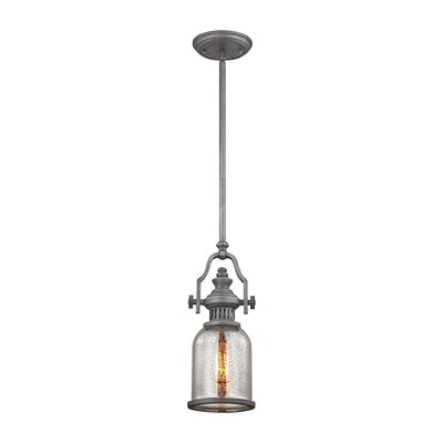Susan 1-Light Mini Pendant