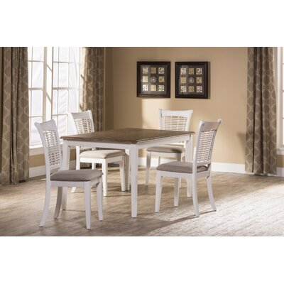 Silsden 5 Piece Dining Set