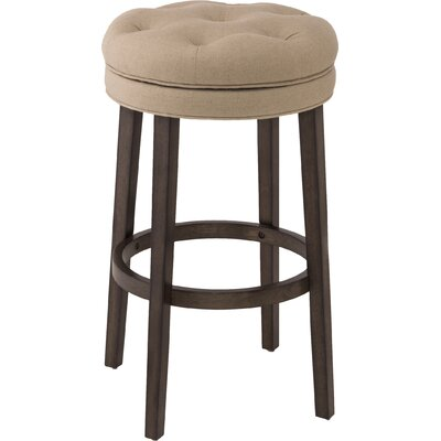 Shearson 25.5 Swivel Bar Stool
