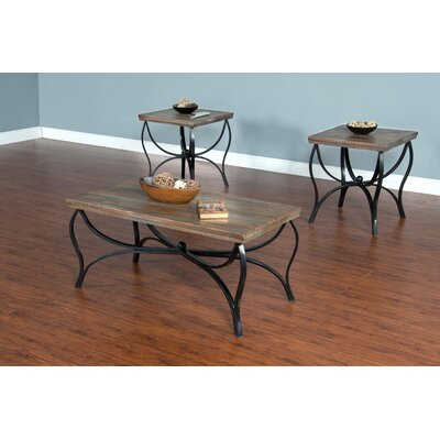 Poughkeepsie 3-Piece Coffee Table Set