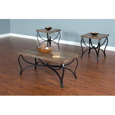 Poughkeepsie 3-Piece Coffee Table Set