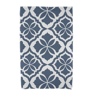 Ceylon Beach Towel Color: Blue