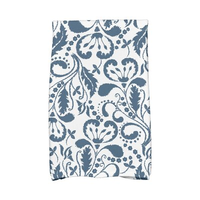 OConnor Hand Towel Color: Blue