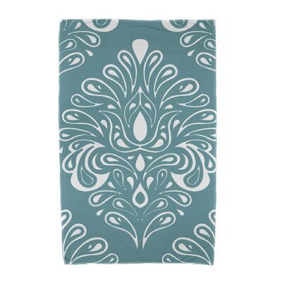 Veranda Beach Towel Color: Teal
