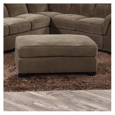 Shields Ottoman Upholstery: Hemp