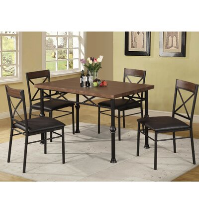Decatur 5 Piece Dining Set