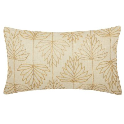 Guardhouse Lumbar Pillow Color: Gold