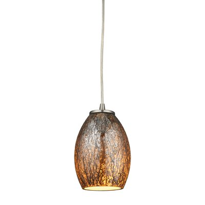 Vincent 1-Light Mini Pendant