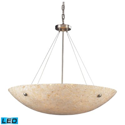 Velma 8-Light Bowl Pendant