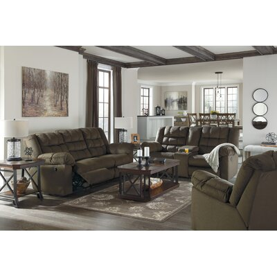 Starr Sofa Finish: Charcoal