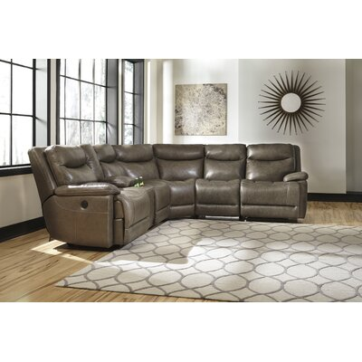 Segera Reclining Sectional