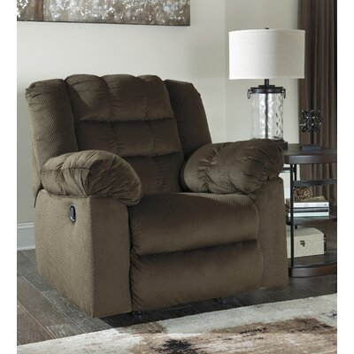 Starr Rocker Recliner Finish: Umber